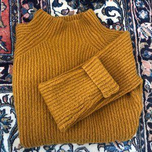 Madewell Northfield Mockneck Sweater